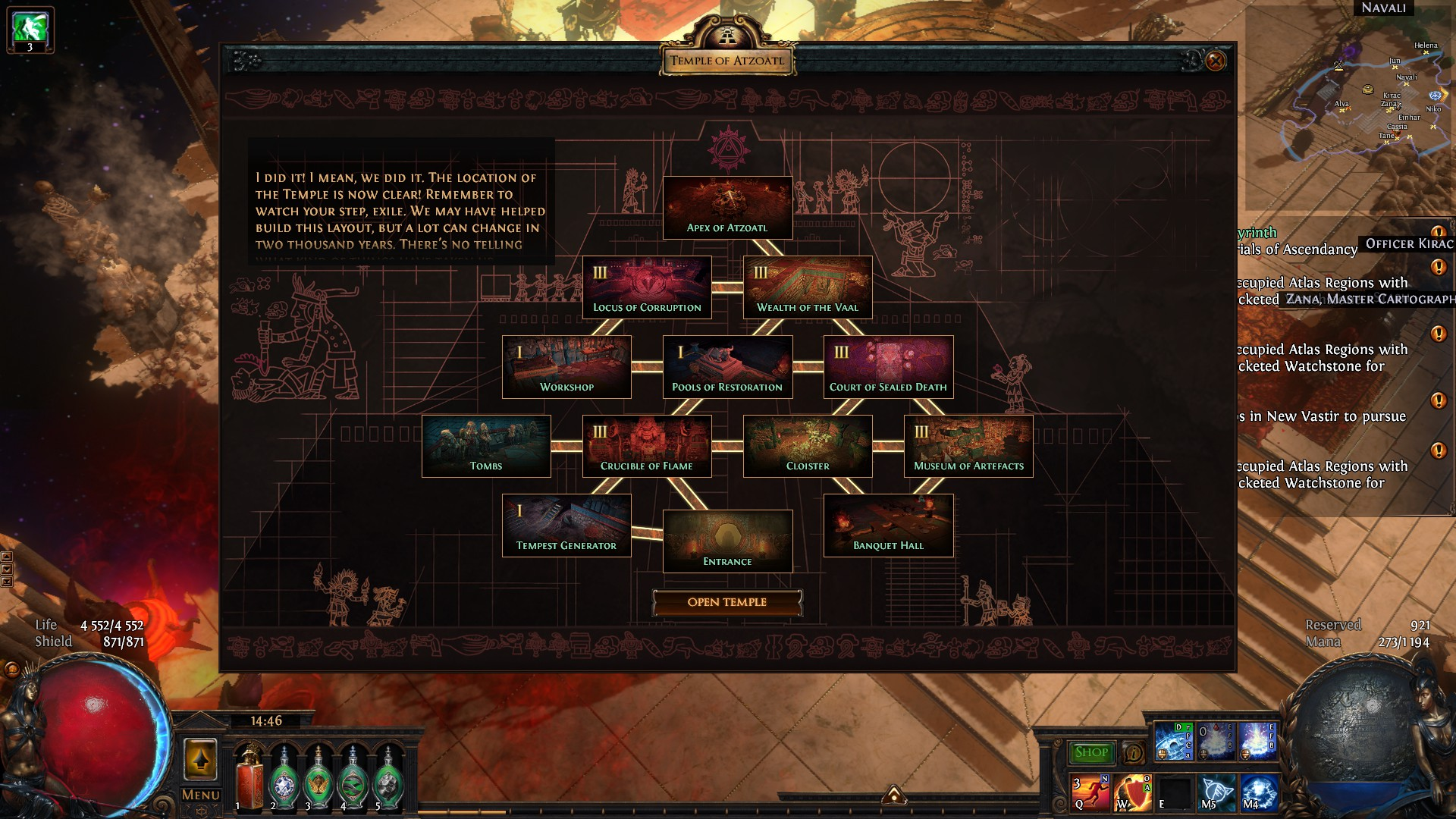 Top 5 Best builds of the path of exile